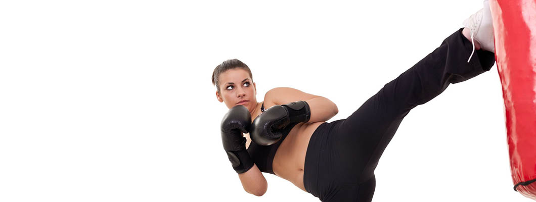 Certified Kickboxing Instructor