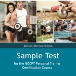 NCCPT Personal Trainer Sample Test (Print Copy)