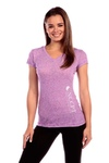 NCCPT Womens Sport T-Shirt Purple