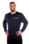 NCCPT True Sport Long Sleeve Pro Shirt Navy Blue