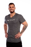 NCCPT Mens Burnt T-Shirt Grey