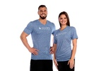 NCCPT Mens Burnt T-Shirt Blue