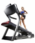 Inclined Treadmill by FreeMotion (0.05 CEUs)