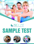 Certified Group Exercise Instructor Sample Test