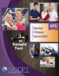 Senior Fitness Specialist Sample Test
