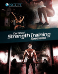 Certified Strength Training Specialist Manual  + $30.00 S/H