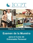 ICCPT Personal Trainer Sample Test in Spanish (Digital Download)