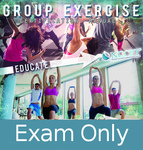Certified Group Exercise Instructor - Exam Only