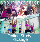 Certified Group Exercise Instructor Online Study Package