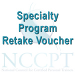 Specialty Program Retake Voucher