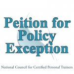 Petition for Policy Exception