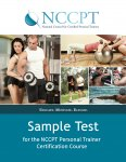 NCCPT Personal Trainer Sample Test (Digital Download)