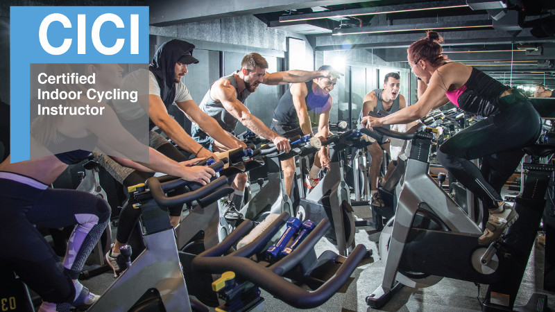 Certified Indoor Cycling Instructor Indoor Cycling Certification