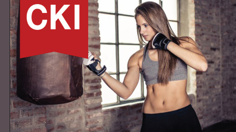 Certified Kickboxing Instructor Banner