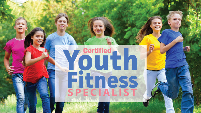 Certified Youth Fitness Specialist Banner