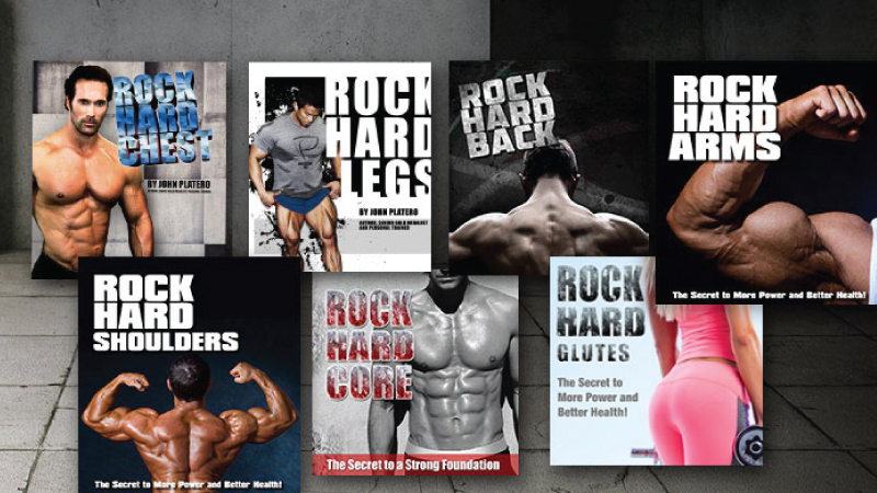 Rock Hard Series Banner