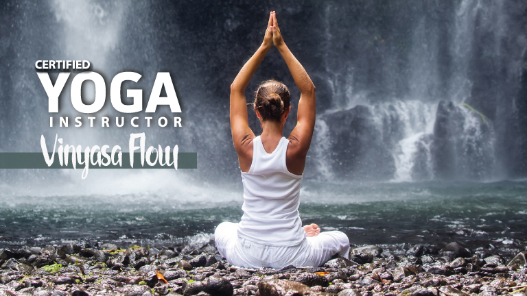 Certified Yoga Instructor Banner